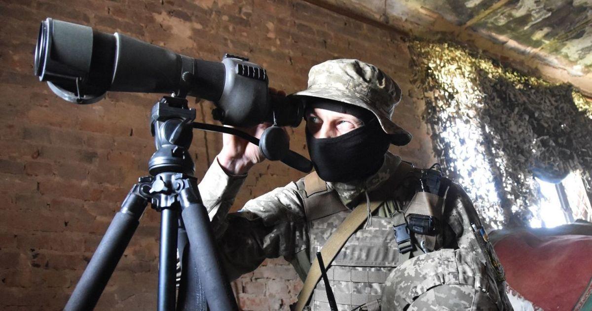 Боевики открыли огонь в сторону позиций украинских военных - штаб ООС