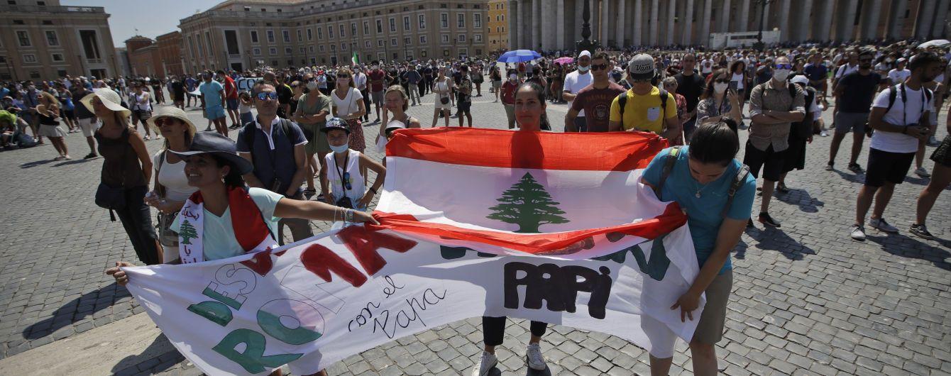 В Ливане после отставки правительства приостановились протесты