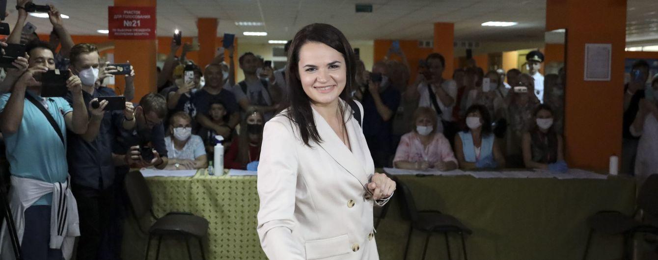 С точностью до наоборот: белорусы за границей на выборах президента отдали большинство голосов Тихановской
