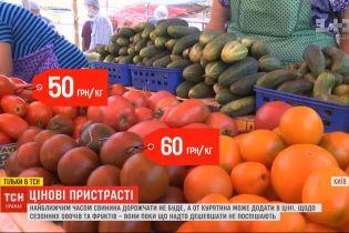 Чому ціни на продукти в Україні стрімко зростають - думка економістів і фермерів