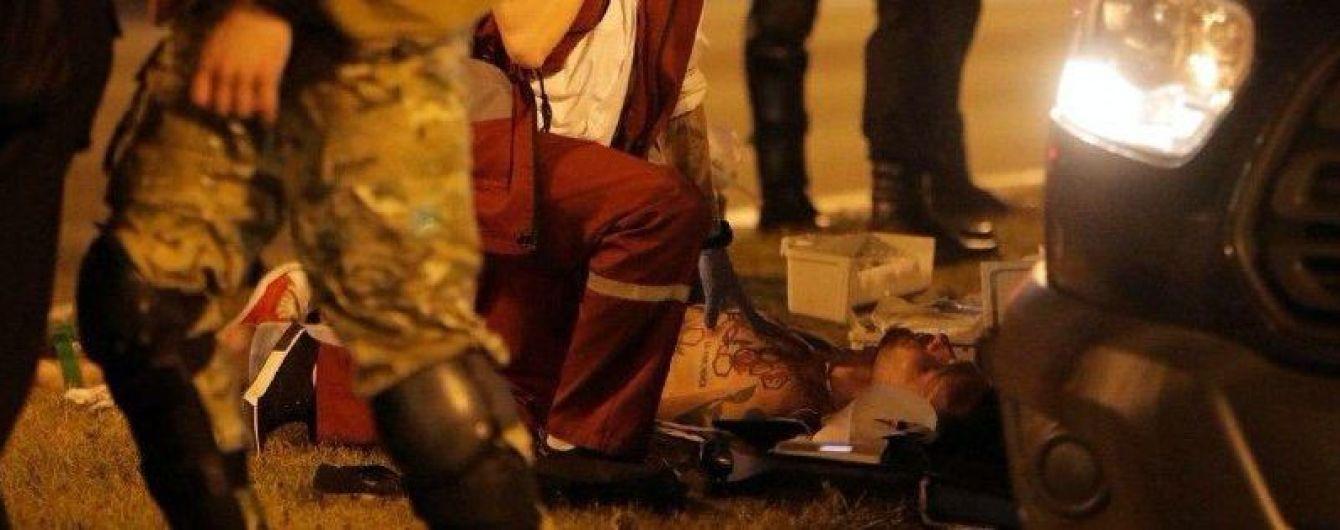 В Сети сообщают о первой смерти на протестах в Беларуси