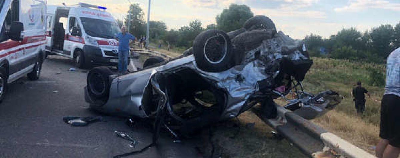 У Дніпрі в жахливій аварії загинула однорічна дитина