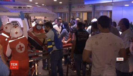 Массовые протесты в Ливане: этой ночью в Бейруте штурмовали здания правительства