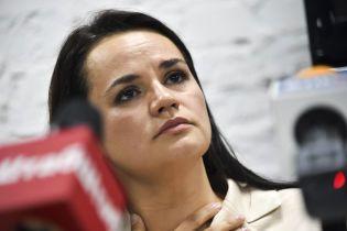 Туск запропонував висунути Тихановську разом з її чоловіком на Нобелівську премію миру