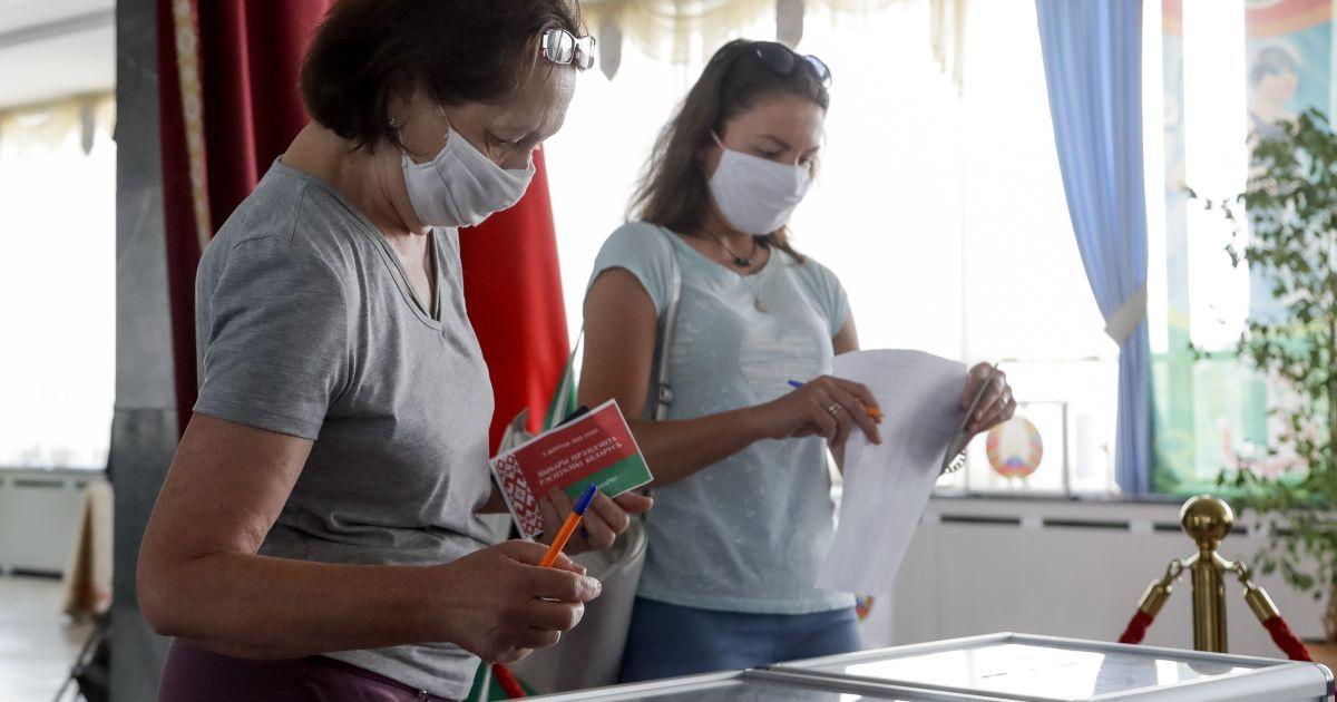 ЦВК Білорусі оголосила остаточні результати виборів