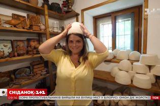 """Мой путеводитель. Албания – смотрите в """"Сніданке"""""""