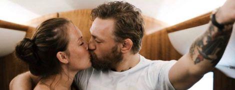 Конор Макгрегор женится: боец объявил о помолвке с матерью своих детей