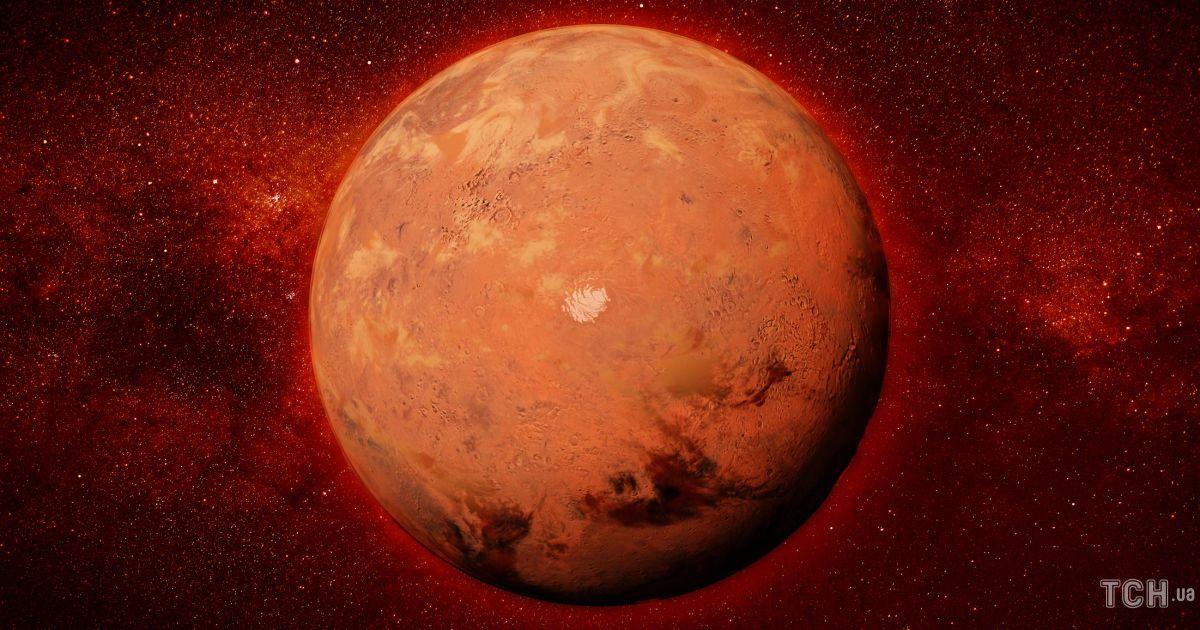 """Науковці знайшли на Марсі газ, що """"натякає"""" на існування води"""