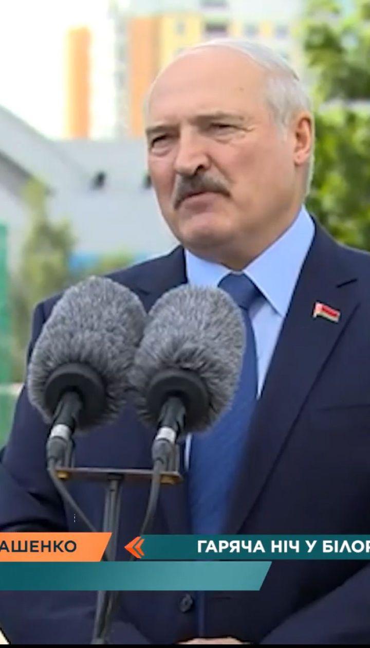 Массовые протесты и задержания: какой была первая ночь после выборов в Беларуси
