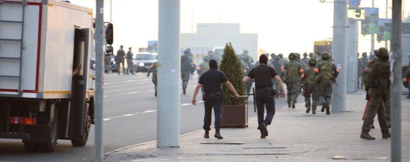 Во время протестов в Минске есть первая жертва