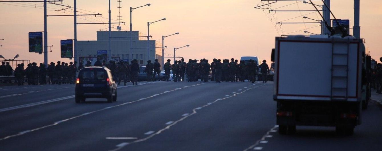 Где произошли задержания и перекрывают движение: белорусы создали карту протестов в Минске