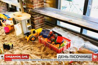 Опасность в песочницах: куда обращаться, чтобы дети не играли в песке с мусором