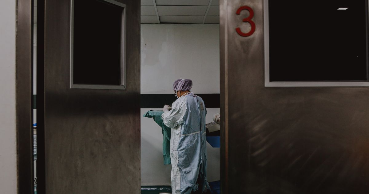 Больницы Киева, выделенные для приема больных COVID-19, заполнены на 54%