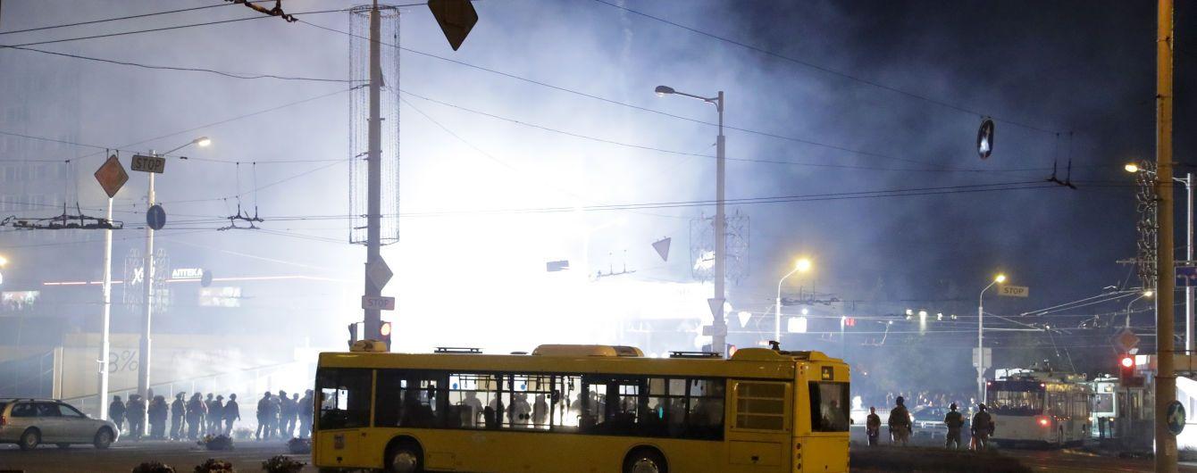 Власти Беларуси запретили продавать салют из-за протестов