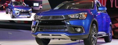 Европа больше не увидит кроссоверы Mitsubishi: что это за модели