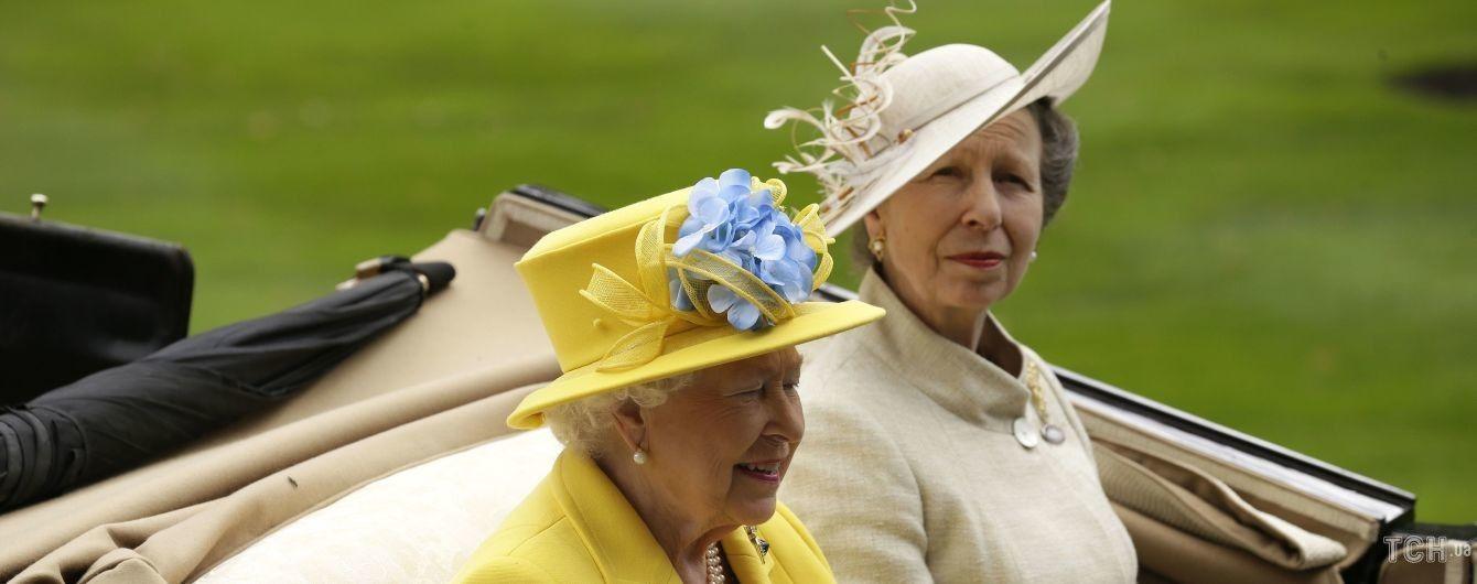Готовятся к юбилею принцессы Анны: в королевском аккаунте опубликовали детские снимки дочери Елизаветы II