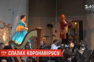 У 6 хористов Харьковского театра оперы и балета подтвердили коронавирус