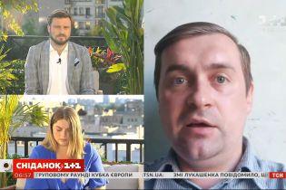 Активіст Андрій Стрижак з останніми новинами про протести в Білорусі