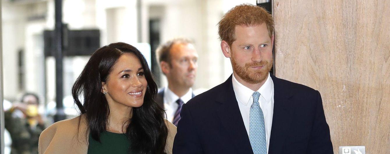Принц Гарри и Меган тайно купили свой первый дом в США