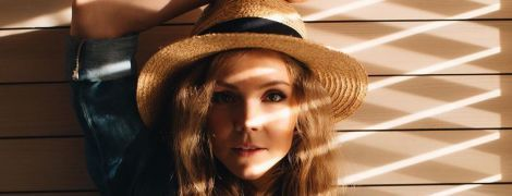 В самому сарафані: мокра Олена Шоптенко сексуально станцювала на камеру