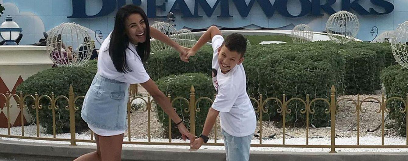 Полина Ололо трогательно поздравила младшего сына от рэпера Сереги с 10-летием