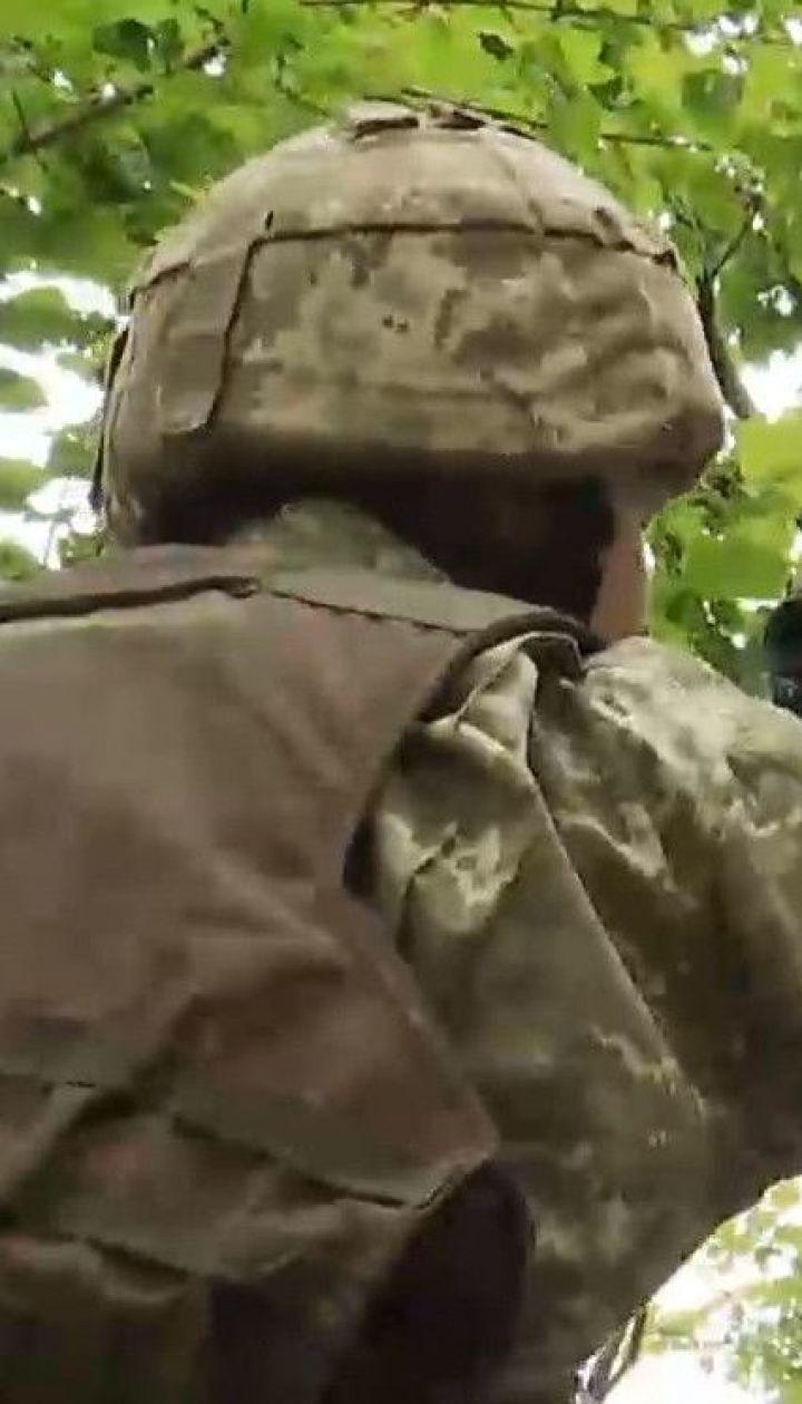 У штабі ООС повідомляють, що в бойовиків загинуло дев'ять людей
