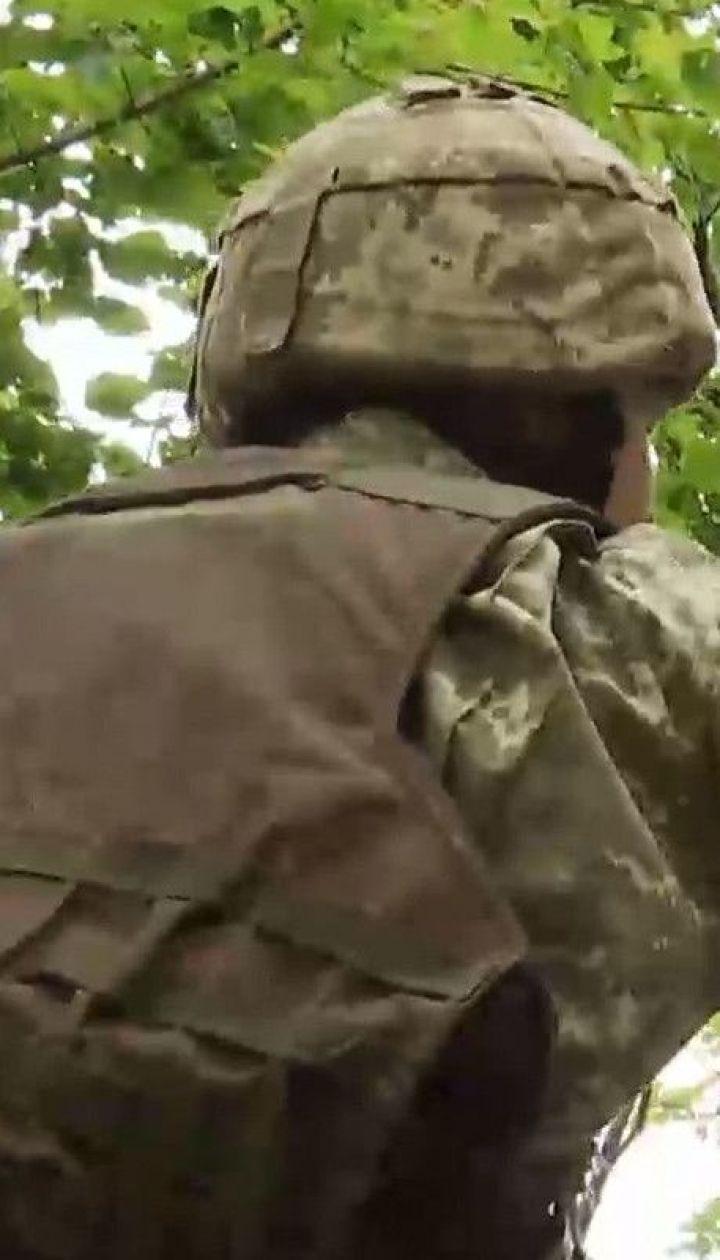 В штабе ООС сообщают, что у боевиков погибли девять человек