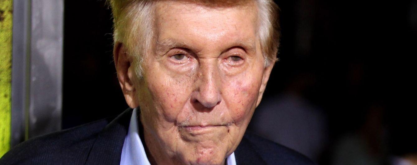 Владелец Paramount Pictures Самнер Редстоун умер в возрасте 97 лет