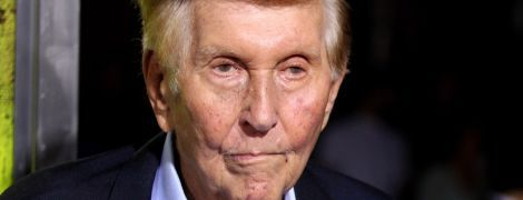 Власник Paramount Pictures Самнер Редстоун помер у віці 97 років