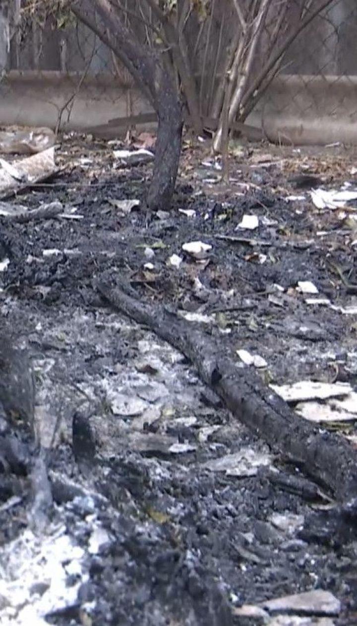 На Запоріжжі вночі підпалили будинок, де кілька років поспіль шкуродери знущались з тварин
