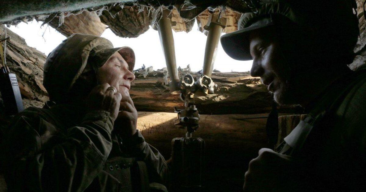 На Донбасі бойовики двічі порушили режим перемир'я