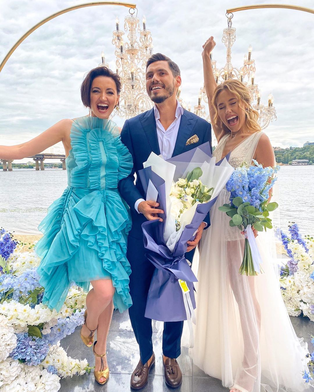 Микита Добринін весілля