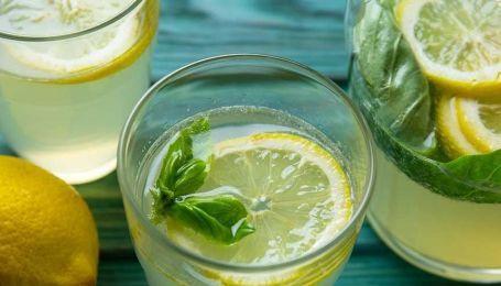 Лимонад з базиліком: рецепт від Євгена Клопотенка
