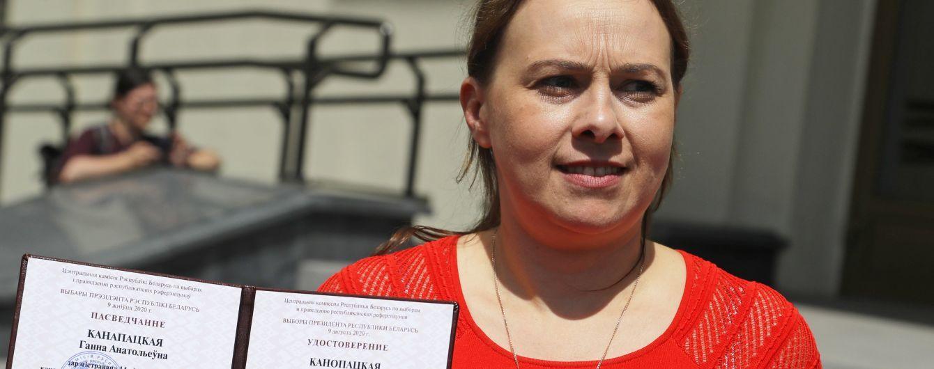 Экс-соперница Лукашенко создает собственную партию