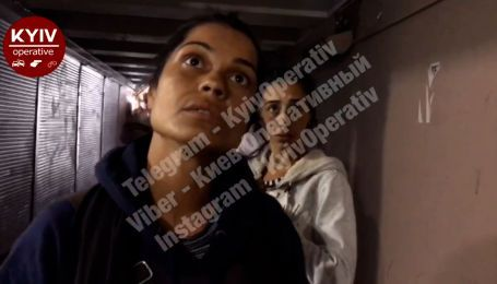 В Киеве неизвестные начали вершить самосуд над ворами