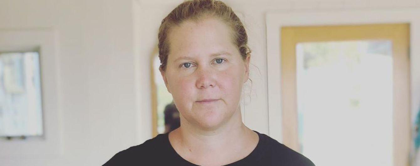 """""""Никогда не смогу родить"""": Эми Шумер призналась, что ЭКО принесло ей только муки"""