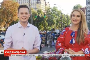 Ольга Сумська поділилася рецептом солоних огірків