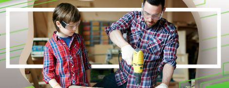 """""""Зеленый свет летнему ремонту"""": выбор электроинструмента, правила работы и как экономить на покупке"""