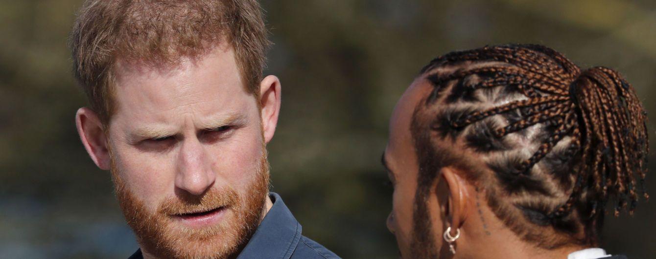 Принц Гарри пошел по стопам жены-актрисы и впервые снялся в кино