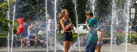 Жара возвращается: прогноз погоды в Украине на следующую неделю, 17-23 августа