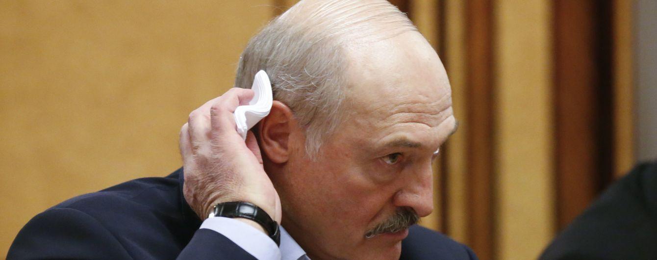 Латвія, Литва та Естонія ввели санкції проти Лукашенка і його оточення