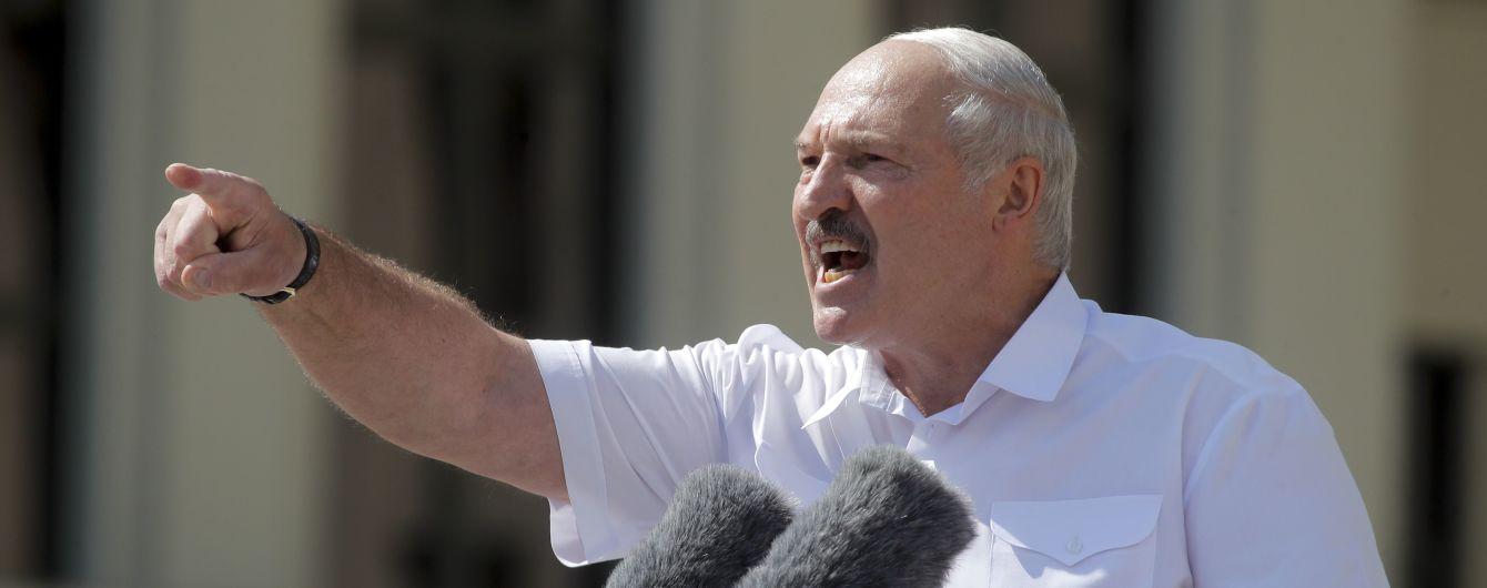 Поки ви мене не вб'єте, інших виборів не буде — Лукашенко