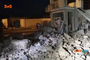 Теракт в Сомали - в воздух взлетел элитный отель