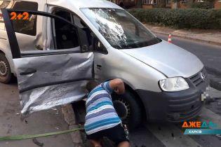 Обзор аварий с украинских дорог за 19 августа 2020 года