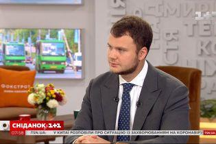 Міністр інфраструктури Владислав Криклій про реформування маршрутного перевезення і ремонт доріг