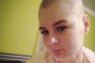 23-летняя Каролина умоляет спасти ей жизнь