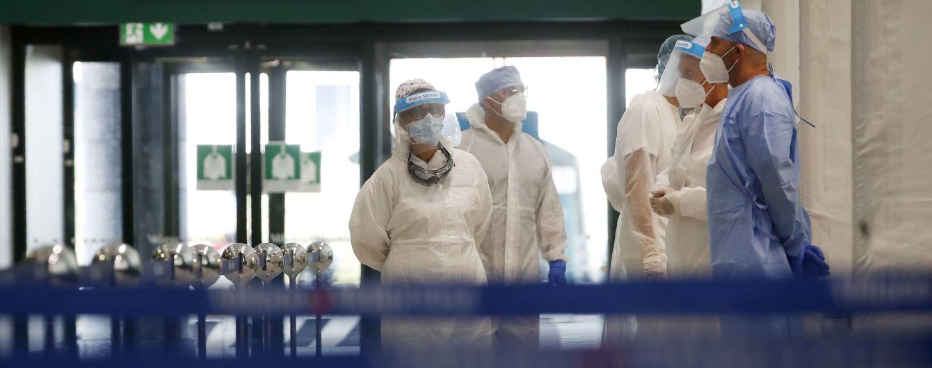 Степанов заявив, що для людей із коронавірусом задіяно 26 тисяч ліжок: це 50% від усієї кількості