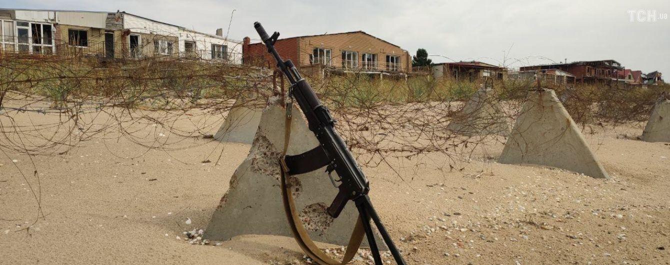 Сутки в ООС: одна провокация террористов и пострадавшие от лесного пожара военные