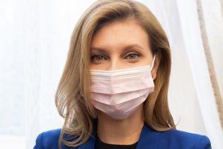 """""""Нескінченні крапельниці, налякані очі людей навколо"""": Олена Зеленська розповіла, як поборола коронавірус"""