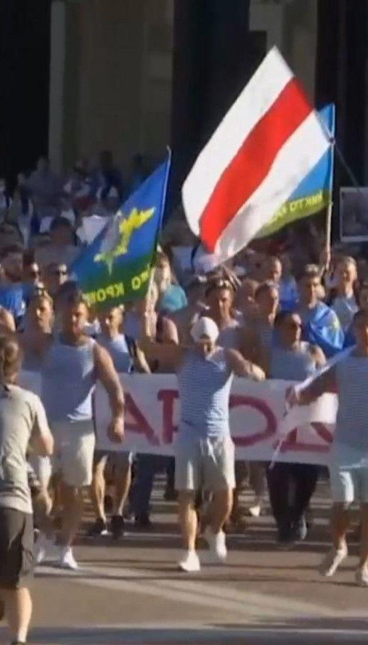 Протестна Білорусь: під вартою силовиків лишається більше 100 людей